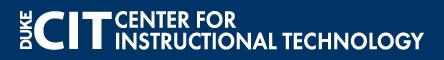 Duke CIT logo