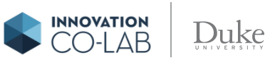 Logo Innovation Colab Duke University