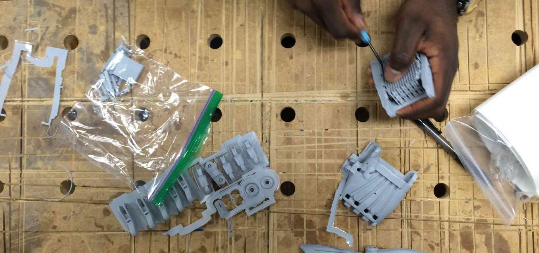 Duke eNable Robotics